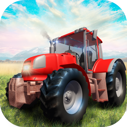 Real Farming Tractor Simulator